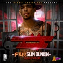 Sudden Death: Free Slim Dunkin (Hosted By Da Kid) mixtape cover art