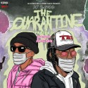 The Quarantine Project (Hosted By SauxePaxk TB) mixtape cover art