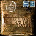 The Streetz Service Pack mixtape cover art