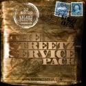 The Streetz Service Pack mixtape cover art