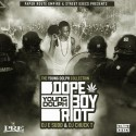 Young Dolph - Dope Boy Riot (The Young Dolph Collection) mixtape cover art