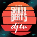 The Shaky Beats 2017 Bootleg/Edit Pack mixtape cover art