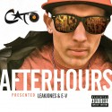 Cato - After Hours mixtape cover art