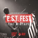 EST Fest: The Mixtape mixtape cover art
