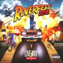 RoverFest 2013 Live Mix mixtape cover art