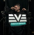 The DJ E-V Effect mixtape cover art