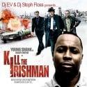 Young Shank - Kill The Irishmen mixtape cover art
