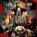 A-Guttah - Megiddo mixtape cover art