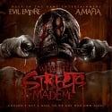 A-Mafia - What The Streets Made Me mixtape cover art