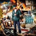 Chinx Drugz - Cocaine Riot mixtape cover art