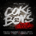 Coke Boys 2 mixtape cover art