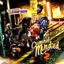 Camron - Criminal Minded 2 mixtape cover art