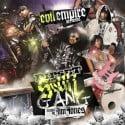 Dipset Skull Gang (Hosted By Jim Jones) mixtape cover art