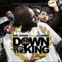 Down With The King (Hosted by PSC) mixtape cover art