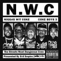 French Montana - Coke Boys 3 mixtape cover art