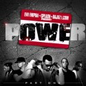 Power mixtape cover art