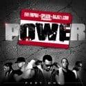 Power mixtape cover art