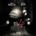 Prince Jae - #Mr4thQuarter mixtape cover art