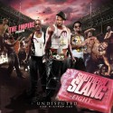 Southern Slang 8 mixtape cover art