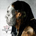 Lil Wayne - The Leak 5 mixtape cover art