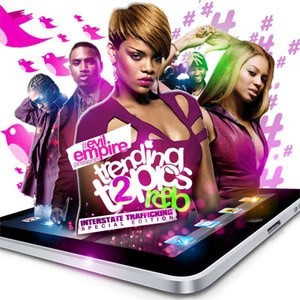 Trending Topics R&B 2 Mixtape ft. Trey Songz & The Dream