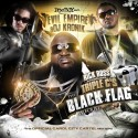 Triple C's - The Black Flag Prequel (Hosted by Rick Ross) mixtape cover art