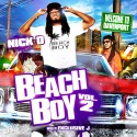 Nick D - Beach Boy 2 (Welcome To Davenport) mixtape cover art