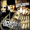 Streets Of The Dirty South 6 (Chopped & Screwed by DJ Scrap) mixtape cover art