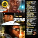 Akon & T-Pain - Konvict Muzik mixtape cover art