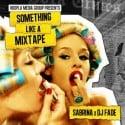 Sabrina - Something Like A Mixtape mixtape cover art