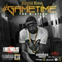 Blizzle Bless - GameTime mixtape cover art