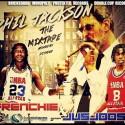 Frenchie & Jusjoose - Phil Jackson mixtape cover art