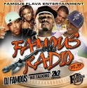 Famous Radio, Part 35 mixtape cover art