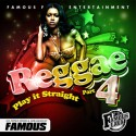 Reggae Part 4 (Play It Straight) mixtape cover art