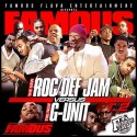 The New R.O.C./Def Jam vs. G-Unit Pt.2 mixtape cover art