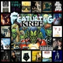 Kree - Featuring Kree mixtape cover art
