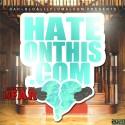 Lil-Flo & Rah-Blo - HateOnThis.Com mixtape cover art