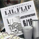 Lil Flip - #KissThePinkyRing mixtape cover art