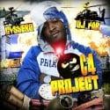 Cyssero - The C4 Project mixtape cover art