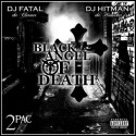 2Pac - Black Angel Of Death mixtape cover art