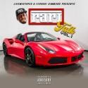 Rari Talk, Vol. 1 mixtape cover art