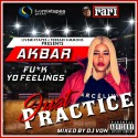 Just Practice (Hosted By Akbar) mixtape cover art