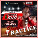Just Practice (Hosted By Street Bud) mixtape cover art