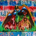 Barda - Gruta LP mixtape cover art