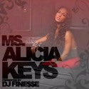 Alicia Keys - Ms. Alicia Keys mixtape cover art