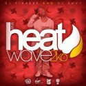 R&B Heat Wave 2K6 mixtape cover art
