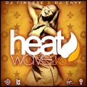 R&B Heat Wave 2K6, Pt .2 mixtape cover art