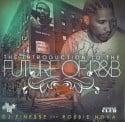 Robbie Nova- The Introduction To The Future Of R&B mixtape cover art