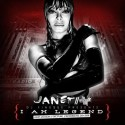 Janet Jackson - I Am Legend mixtape cover art