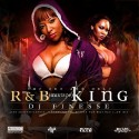 The One And Only R&B King, Part 4 mixtape cover art